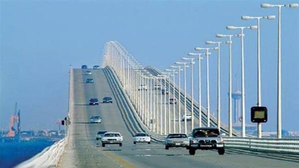 البوابة نيوز في ذكرى افتتاحه تعرف على جسر الملك فهد بين السعودية والبحرين
